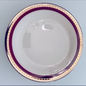 Pickard Chateau Pattern 12 Salad Plates